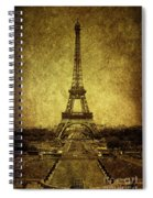 Dignified Stature Spiral Notebook