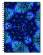Digtal Doodle 110610d Spiral Notebook