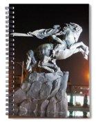 Dikran The Great Spiral Notebook