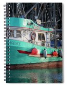 Diligence At French Creek Spiral Notebook