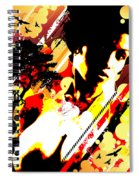 Dim Sunrise Spiral Notebook