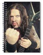 Dimebag Darrell Spiral Notebook