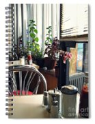 Diner Still Life 2  Spiral Notebook