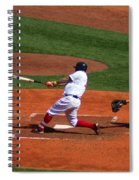 Dinger Spiral Notebook