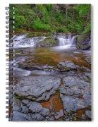 Dingmans Creek II Spiral Notebook