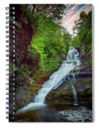 Dingmans Falls Spiral Notebook