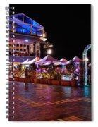Dining In Color - Vivid Sydney By Kaye Menner Spiral Notebook