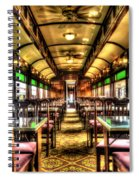 Dining In Style Spiral Notebook