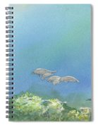 Dining Out Spiral Notebook