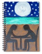 Dinner For Two Spiral Notebook