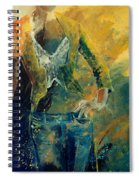 Dinner Jacket Spiral Notebook