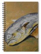 Dinner-still Life Spiral Notebook