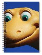 Dino Spiral Notebook