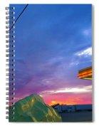Dino Diesel Spiral Notebook