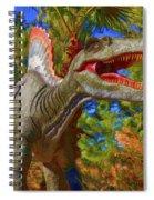Dinosaur 12 Spiral Notebook