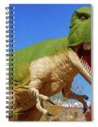 Dinosaur 5 Spiral Notebook