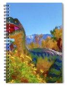 Dinosaur 7 Spiral Notebook