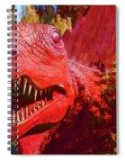 Dinosaurs 8 Spiral Notebook