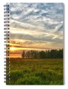 Dintelse Gorzen Sunset Spiral Notebook