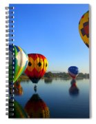 Dip And Go Spiral Notebook