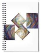 Dipole Spiral Notebook