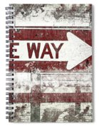 Directions Spiral Notebook