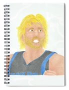 Dirk Nowitzki  Spiral Notebook