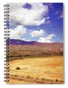 Dirt Farming Spiral Notebook