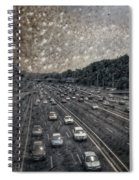 Dirty Piruli Spiral Notebook