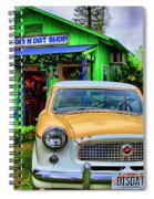 Dis N Dat Spiral Notebook