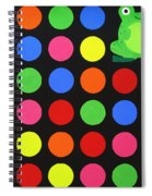 Discofrog Spiral Notebook