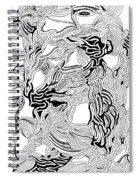 Disconnected Spiral Notebook