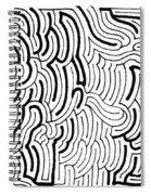 Discordant Spiral Notebook