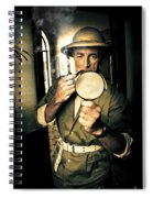 Discovery And Adventure Spiral Notebook