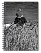 Discovery Bw Spiral Notebook