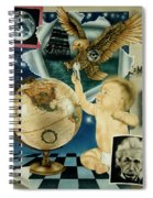 Discovery Of The New World Spiral Notebook