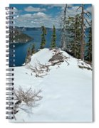 Discovery Point Panorama Spiral Notebook