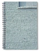 Discussion Of The Grey Wall Spiral Notebook