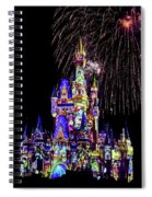 Disney 14 Spiral Notebook