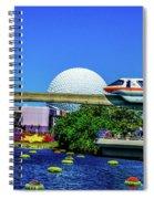 Florida Spiral Notebook