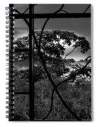 Disney Animal Kingdom Lodge I Spiral Notebook