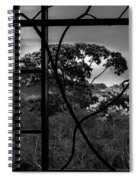 Disney Animal Kingdom Lodge IIi Spiral Notebook