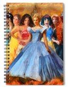 Disney's Princesses Spiral Notebook