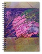 Disolving Psycho Spiral Notebook