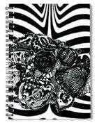 Disquietude Spiral Notebook