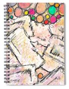 Dissociative Spiral Notebook