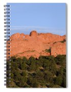 Distant Camels In The Garden Of The Gods Spiral Notebook
