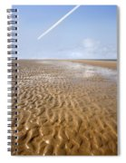 Distant Horizon Spiral Notebook