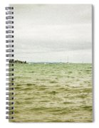 Distant Sails Spiral Notebook