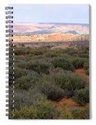 Distant View Spiral Notebook